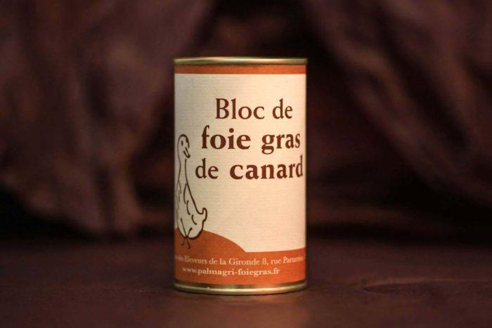 bloc foie gras palmagri canard Langon sud ouest