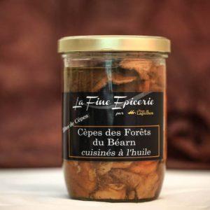 cèpes foie gras palmagri Langon sud ouest