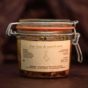 foie gras entier canard palmagri Langon sud ouest