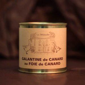 galantine foie gras palmagri Langon sud ouest