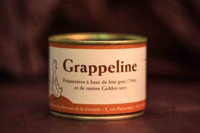 grappeline foie gras palmagri Langon sud ouest