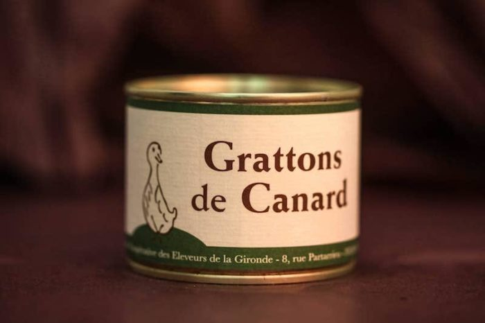 grattons foie gras palmagri Langon sud ouest
