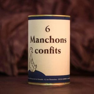 manchons foie gras palmagri canard Langon sud ouest